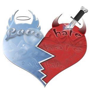 Is COVID making us more loving?  Or more hating?